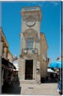 Museum of popular arts, Musee Baroncelli, Avenue Victor Hugo, Saintes-Maries-De-La-Mer, Provence-Alpes-Cote d'Azur, France Fine-Art Print