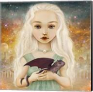 The Dragon Princess Fine-Art Print