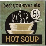 Hot Soup Fine-Art Print