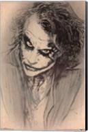 Dark Knight - Sketch Wall Poster