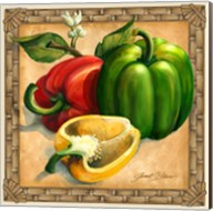 Bell Peppers Fine-Art Print