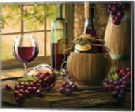 Wine By The Window I Fine-Art Print