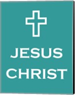 Jesus Christ Cross Fine-Art Print