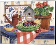 Watermelon Fruit Bowl Fine-Art Print