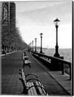 Battery Park City I Fine-Art Print