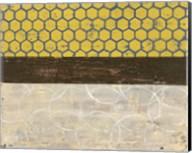 Honey Comb Abstract II Fine-Art Print