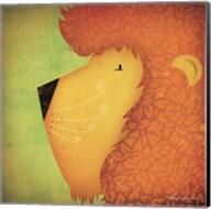 Lion WOW Fine-Art Print