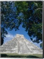 El Castillo Fine-Art Print