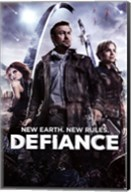 Defiance Wall Poster
