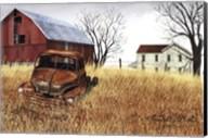 Granddad's Old Truck Fine-Art Print