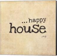 Happy House Fine-Art Print