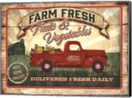 Farm Fresh Produce Fine-Art Print