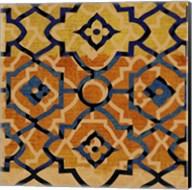 Morocco Tile VI Fine-Art Print