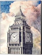 Distressed London Fine-Art Print