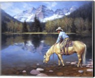 Colorado Cowboy Fine-Art Print