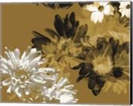 Golden Bloom I Fine-Art Print