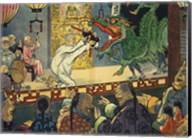 Chinese Play Fine-Art Print