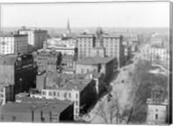 Richmond, Va. Top view Fine-Art Print