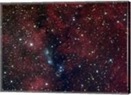 NGC 6914, reflection nebula in Cygnus Fine-Art Print