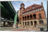 Richmond virginia architecture Fine-Art Print
