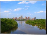 Skyline of Richmond, VA Fine-Art Print