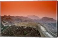 Great Wall of China, Jinshanling, China Fine-Art Print