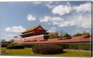 Gate of Heavenly Peace, Forbidden City, Beijing, China Fine-Art Print