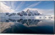 Antarctica, Paradise Harbour and Bay Fine-Art Print