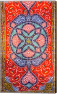 Fabric hanging outside of a Mosque in Cairo, Egypt Fine-Art Print