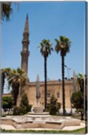 El Hussein Square and Mosque, Cairo, Egypt, North Africa Fine-Art Print