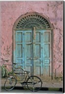 Door in Luxor, Egypt Fine-Art Print