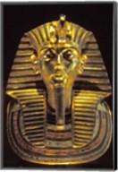 Gold Death Mask, Cairo, Egypt Fine-Art Print