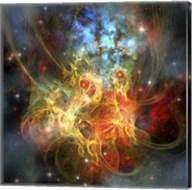 Princess Nebula Fine-Art Print