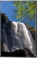 Madonna and Child waterfall, Hogsback, South Africa Fine-Art Print