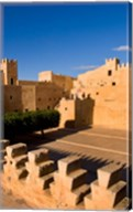 Ribat fort, monastery, Sousse, Monastir, Tunisia Fine-Art Print