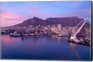 South Africa, Cape Town, Victoria & Alfred Port Fine-Art Print