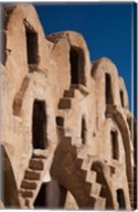 Fortified ksar building, Tunisia Fine-Art Print