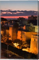 Tunisia, Sfax, Medina along Avenue Ali Belhouane Fine-Art Print