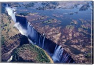 Victoria Falls, Zimbabwe Fine-Art Print