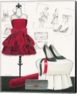 Dress Fitting II Fine-Art Print