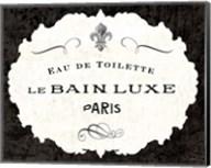 Le Bain Luxe I Fine-Art Print