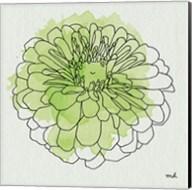 Watercolor Floral I Fine-Art Print