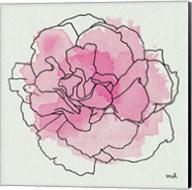 Watercolor Floral III Fine-Art Print