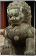 Mythical Animal, Forbidden City, National Palace Museum, Beijing, China Fine-Art Print
