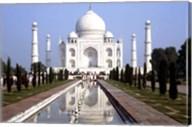 The Taj Mahal, Agra, India Fine-Art Print