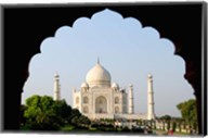 Sunrise at the Taj Mahal, Agra, India Fine-Art Print