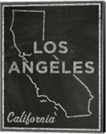 Los Angeles, California Fine-Art Print