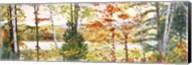 Autumn Lake III Fine-Art Print