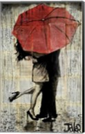 The Red Umbrella Fine-Art Print