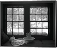 Window Seat Blizzard Fine-Art Print